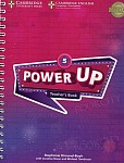 Power Up 5 Teacher's book
