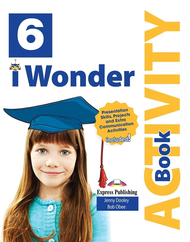 I Wonder 6 Activity Book + DigiBook