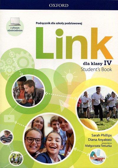 Link dla klasy IV Podręcznik z cyfrowym odzwierciedleniem