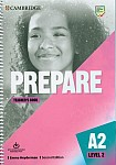 Prepare A2 Level 2 Teacher's Book with Downloadable Resource Pack