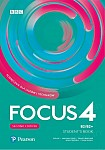 Focus 4 Second Edition Student's Book + kod (Digital Resources + Interactive eBook + MyEnglishLab)