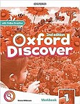 Oxford Discover 1 2nd edition Workbook with Online Practice