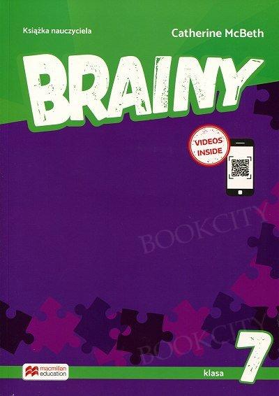 Brainy klasa 7 Książka nauczyciela + Audio CDs + kod do Teacher's Digital Pack