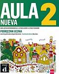 Aula Nueva 2 (szkoły ponadpodstawowe) Podręcznik + CD