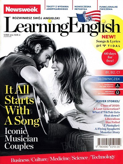 Newsweek Learning English nr 5/20
