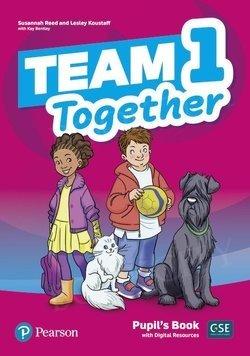 Team Together 1 Pupil's Book + Digital Resources