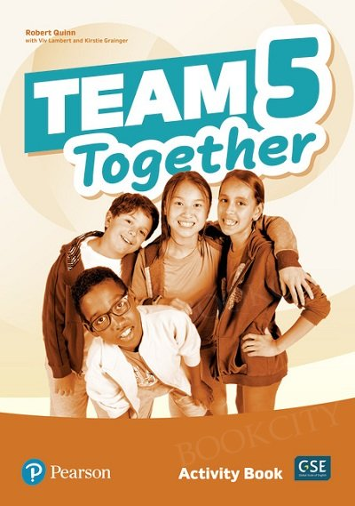 Team Together 5 Activity Book