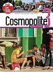 Cosmopolite 3 Podręcznik + DVD-Rom + Parcours digital + kod (podręcznik online)
