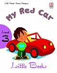 My red car Book with CD