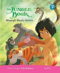 Mowgli Meets Baloo Książka