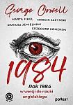 1984  Rok 1984 w wersji do nauki angielskiego Książka + mp3 online