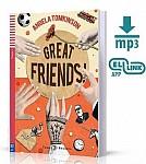 Great Friends! Książka + audio online