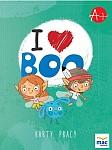 I love Boo. Poziom A+ Poziom A+ Karty pracy