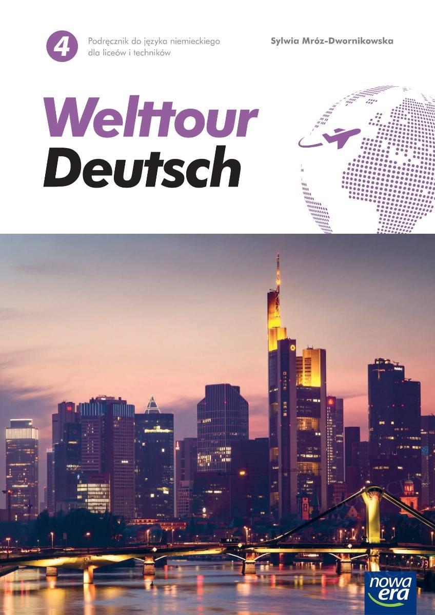 Welttour Deutsch 4 Podręcznik