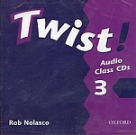 Twist! 3 Class Audio CDs (2)