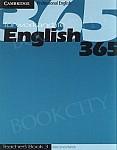 English 365  Level 3 Teacher's Book