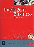 Intelligent Business Upper-Intermediate Skills Book plus CD-ROM