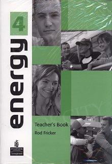 Energy 4 książka nauczyciela