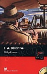 L.A. Detective Book and CD