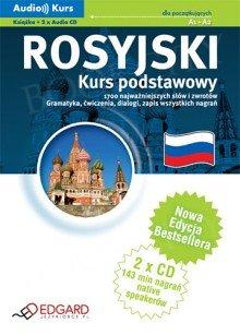 Rosyjski Kurs podstawowy (Książka + 2x Audio CD)