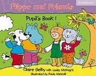 Hippo and Friends Level 1 książka nauczyciela
