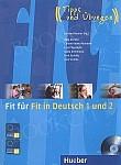 Fit für Fit in Deutsch 1 und 2 Lehrbuch mit CD