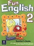 Fun English 2 książka nauczyciela