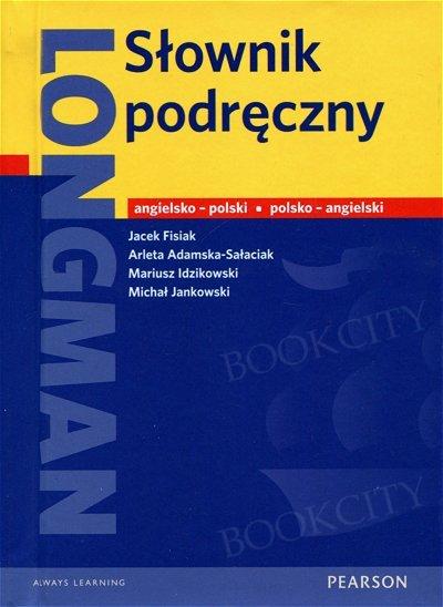 Słownik Podręczny angielsko-polski, polsko-angielski - oprawa twarda