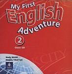 My First English Adventure 2 Class CD