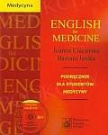 English for Medicine. Podręcznik dla studentów akademii medycznych z płytą CD