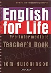 English for Life Pre-Intermediate Teacher's Pack