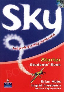 Sky Starter Student's Book plus CD-ROM