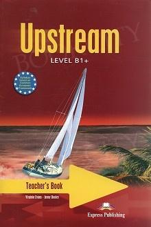 Upstream B1+ Teacher's Book (interleaved)