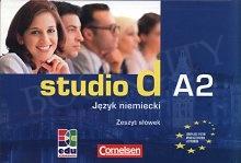 studio d A2 Zeszyt słówek