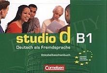 studio d B1 Zeszyt słówek