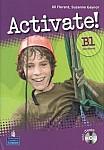 Activate! B1 (Intermediate) Workbook (no Key) plus iTest Multi-ROM