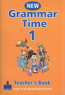 Grammar Time 1 (New Edition) Teacher's Book