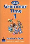 Grammar Time 1 (New Edition) książka nauczyciela
