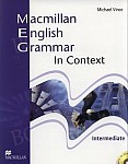 Macmillan English - Grammar In Context  Intermediate Student's Book without Key with CD-ROM