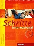 Schritte international 4 Kurs und Arbeitsbuch mit CD zum AB