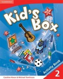 Kid's Box Level 2 Activity Book