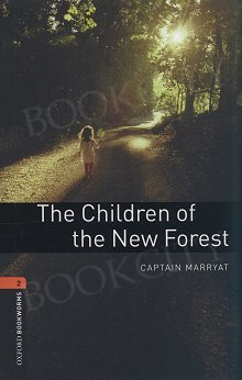 The Children of the New Forest Book