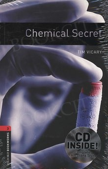 Chemical Secret Book and CD