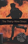 The Thirty-Nine Steps Book with MP3 Pack