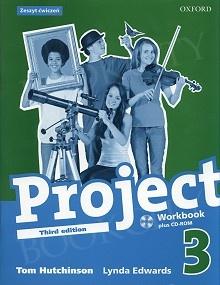 Project 3 (third edition) Nowa podstawa Workbook Pack