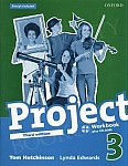 Project 3 (third edition) Nowa podstawa Workbook Pack