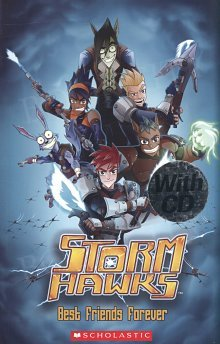 Storm Hawks Book and CD