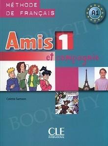 Amis et compagnie 1 Podręcznik (gimnazjum)