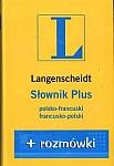 Słownik Plus polsko-francuski francusko-polski + rozmówki