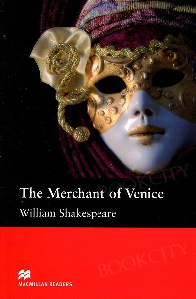 Merchant of Venice Book